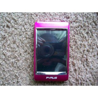 Pyrus Electronics 4Gb  / Mp4 Mp5 Player With 2.8 Inch Touch Screen And All Stainless Steel Casing   Players & Accessories