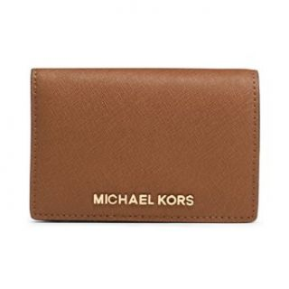 Michael Kors Jet Set Travel Medium Slim Wallet Luggage Shoes