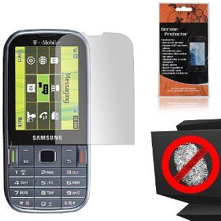 Anti Glare Screen Protector for Samsung Gravity TXT SGH T379 Cell Phones & Accessories