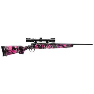 Savage Axis XP Muddy Girl Youth Centerfire Rifle Package 738266