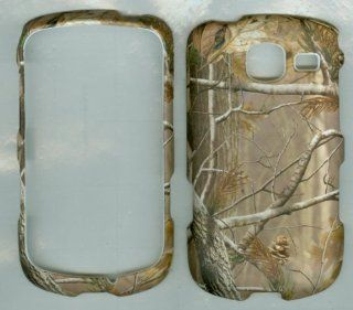 Samsung Freeform 4 SCH R390 R390X R390C (US Cellular) Comment 2 Case Cover Phone Snap on Cases Protector Faceplates Accessory HUNTER CAMO MOSSY OAK REAL TREE Cell Phones & Accessories