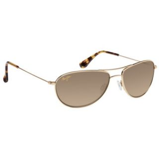 Maui Jim Baby Beach Sunglasses   Gold Frame/HCL Bronze Lens 773071