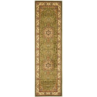 Lyndhurst Collection Traditional Sage/ivory Runner (23 X 8)