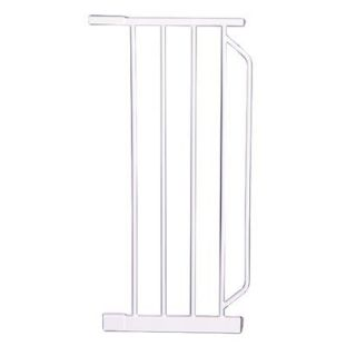 White Extension for Extra Wide Pet Gate 24