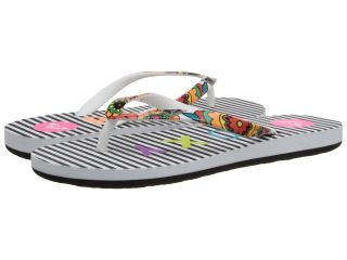 Roxy Kids Pebbles V Girls Shoes (Multi)