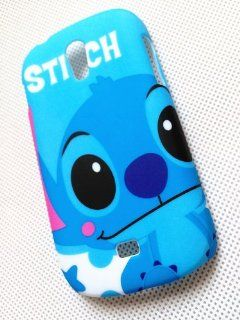 3D Cute Lovely Stitch Alien Hard Case Cover For Samsung Galaxy Light SGH T399 (T Mobile) Cell Phones & Accessories