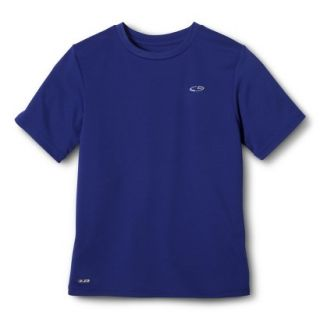 C9 by Champion Boys Short Sleeve Endurance Tee   Blue Dream S