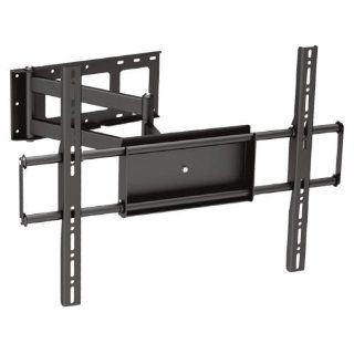 "Black Full Motion Tilt/Swivel Corner Friendly Wall Mount Bracket for Emerson LF501EM4 50"" inch LCD HDTV TV/Television   Articulating/Tilting/Swiveling"