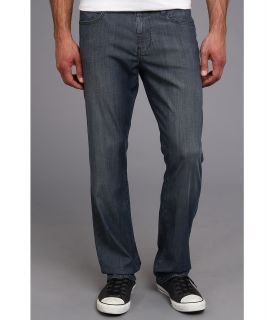 Mavi Jeans Matt Mid Rise Relaxed Straight Leg in Dark Chambray Mens Jeans (Blue)