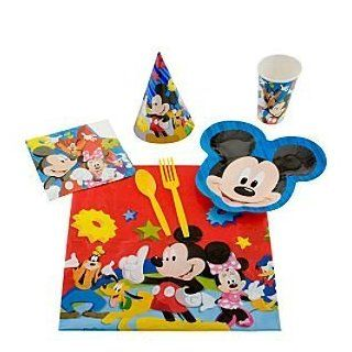 Dsiney Mickey Mouse Clubhouse Party Pack supply for 8 Toys & Games