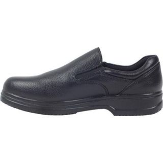 Men's Deer Stags Manager Black Deer Stags Slip ons