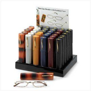 Non Prescription Reading Glasses Retail Display 36 Pack