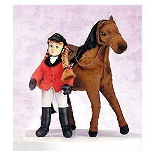 Myrtlewood Stables Thoroughbred Gift Set #25599 (Includes horse and rider) Toys & Games