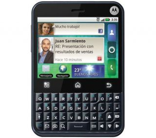 Motorola Charm MB502 GSM Unlocked Cell Phone —