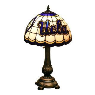 NCAA UCLA Bruins Tiffany Table Lamp  Sports & Outdoors