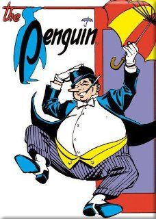 THE PENGUIN DC Comics Refrigerator Magnet Kitchen & Dining