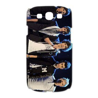 Custom One Direction 3D Cover Case for Samsung Galaxy S3 III i9300 LSM 2737 Cell Phones & Accessories