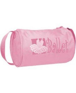 Tutu Ballet Roll Duffel Bag Sports & Outdoors