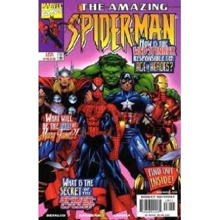 Amazing Spider man, Vol. 1, No. 439, Sept. 1998 Tom Defalco Books