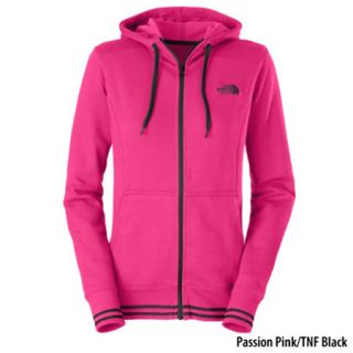 The North Face Womens Logo Stretch Full Zip Hoodie 754112