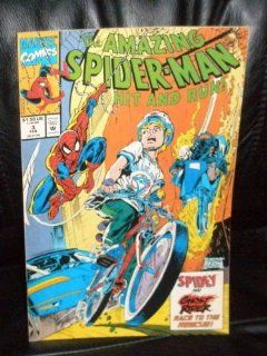 MARVEL THE Amazing Spider man #3 Hit and Run US VARIANT