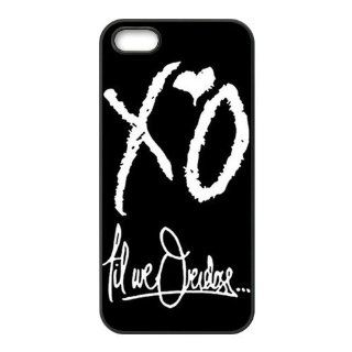 Hot The Weeknd Cover Xo Till We Overdose Top Protective Waterproof Rubber(TPU) Apple iPhone 5 5s Case Cover from Good luck to Cell Phones & Accessories