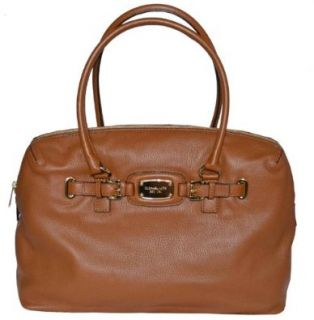 Michael Kors Luggage Leather Hamilton Weekender Satchel Tote Handbag Bag Shoes