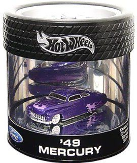 Hot Wheels Mattel Ford Limited Edition Custom Cruiser Series '49 Mercury [Limited of /7000] Toys & Games