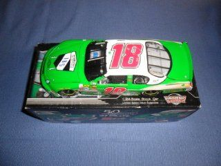 2007 NASCAR Motorsports Authentics / Drivers Select . . . J. J. Yeley #18 ('57 Chevy) Chevy Monte Carlo SS 1/24 Diecast . . . Limited Edition 1 of 456 . . . 50th Anniversary of the '57 Chevy