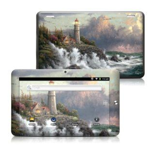 Conquering Storms Design Protective Decal Skin Sticker for Coby Kyros 10.1 inch MID1024 Touchscreen Tablet Computers & Accessories