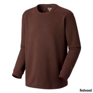 Mountain Hardwear Mens Le Pullover Royale Long Sleeve Shirt 442228