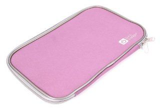 "DURAGADGET Pink ""Travel"" Water Resistant & Shock Absorbent Laptop Cover With Dual Zips For Sony Vaio SVE1511M1E, Compaq CQ57 460SA & Novatech NFINITY 2367 PLUS Computers & Accessories"
