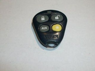 VIPER EZSDEI474V 474V 4 BUTTON KEY FOB Keyless Entry Remote Alarm Clicker Automotive