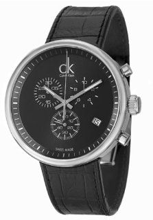 Calvin Klein Substantial Quartz Black Dial Men's Watch   K2N271C1 Calvin Klein Watches Watches