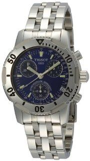 Tissot Men's T17.1.486.44 T Sport PRS200 Chronograph Watch [Watch] Tissot Watches