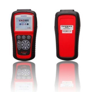 MaxiService VAG505 scan tool for most VW/ Audi/ Seat/ Skoda vehicles Automotive