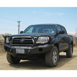 Road Armor Stealth Base Front Bumper With Full Guard 2005+ Toyota Tacoma 431391