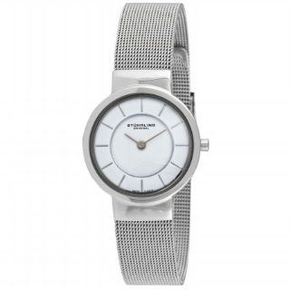 Stuhrling Original Women's 505.11113 Chantilly Swiss Quartz Stainless Steel Mesh Watch Watches
