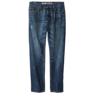 Mossimo Supply Co. Mens Slim Straight Fit Jeans