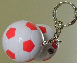 Pixiheart 4GB Sports Soccer Shape USB Flash Drive   Red Computers & Accessories