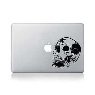 skull marked vinyl decal by vinyl revolution