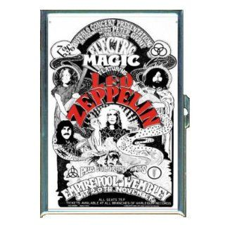 ELECTRIC MAGIC LED ZEPPELIN WEMBLEY ID CIGARETTE CASE Clothing