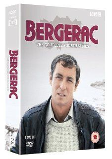 Bergerac   Series Four   3 DVD Box Set ( Bergerac   Entire Series 4 ) [ NON USA FORMAT, PAL, Reg.2.4 Import   United Kingdom ] Movies & TV