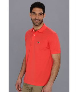 Lacoste Classic Pique Polo Shirt Fusion Pink