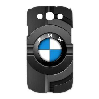 Custom BMW 3D Cover Case for Samsung Galaxy S3 III i9300 LSM 535 Cell Phones & Accessories