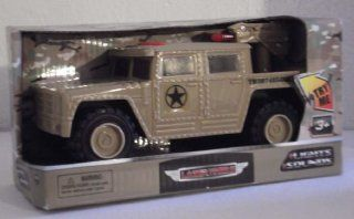 Lazer Wheels Military Humvee with Gun Toys & Games