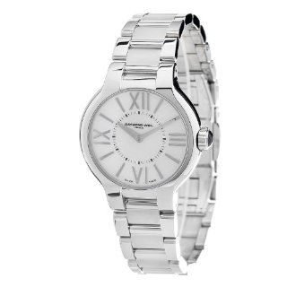 Raymond Weil Women's 5927 ST 00907 Noemia Mother Of Pearl Roman Numerals Dial Watch at  Women's Watch store.