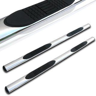 "Ford F250 350 450 550Hd Super Duty Crew Cab 4"" Oval Side Step Nerf Bar Automotive"