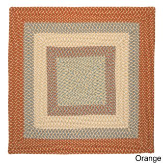 Color Market Indoor/ Outdoor Area Rug (8 X 8)