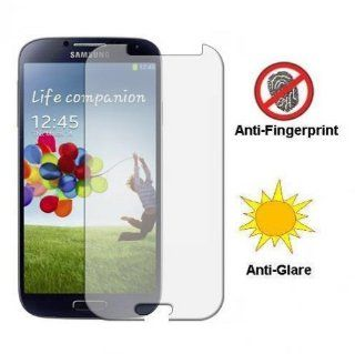 Fonus Anti Fingerprint / Anti Glare Screen Protector LCD Cover Film for Verizon Samsung Galaxy S 4 SCH i545, Sprint Samsung Galaxy S4 SPH L720, US Cellular Samsung Galaxy S 4 IV SCH R970 Cell Phones & Accessories